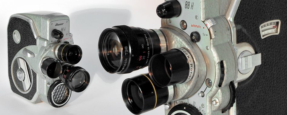 Bauer 88 H Filmkamera