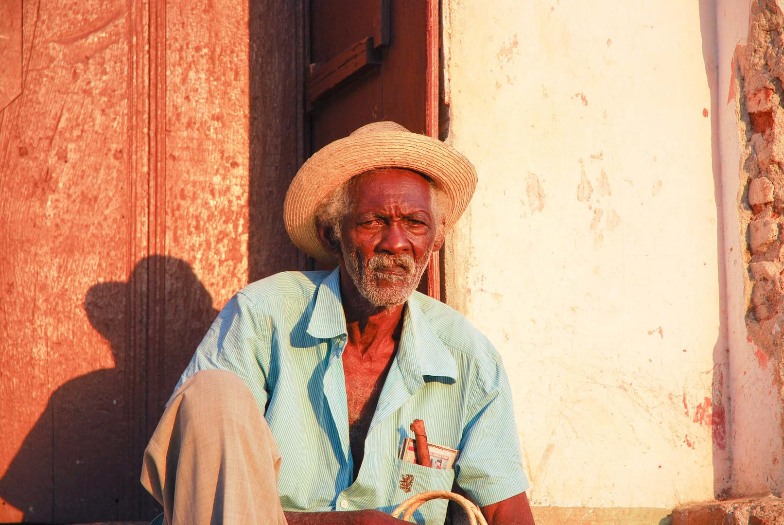 Bauer in Kuba