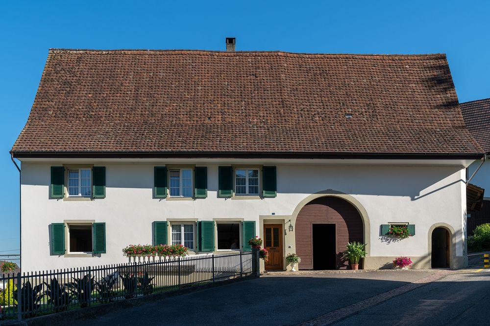 Bauernhaus an der Juchgasse