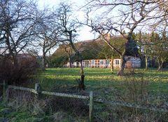 Bauernhaus in Barnkrug