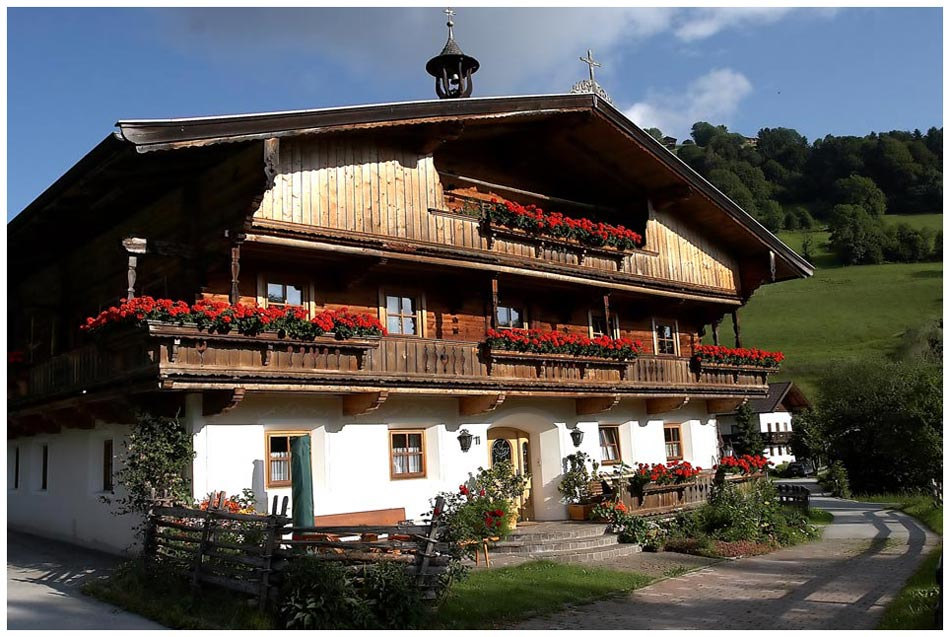 """""""Bauernhaus in der Wildschönau"""" Tirol"""