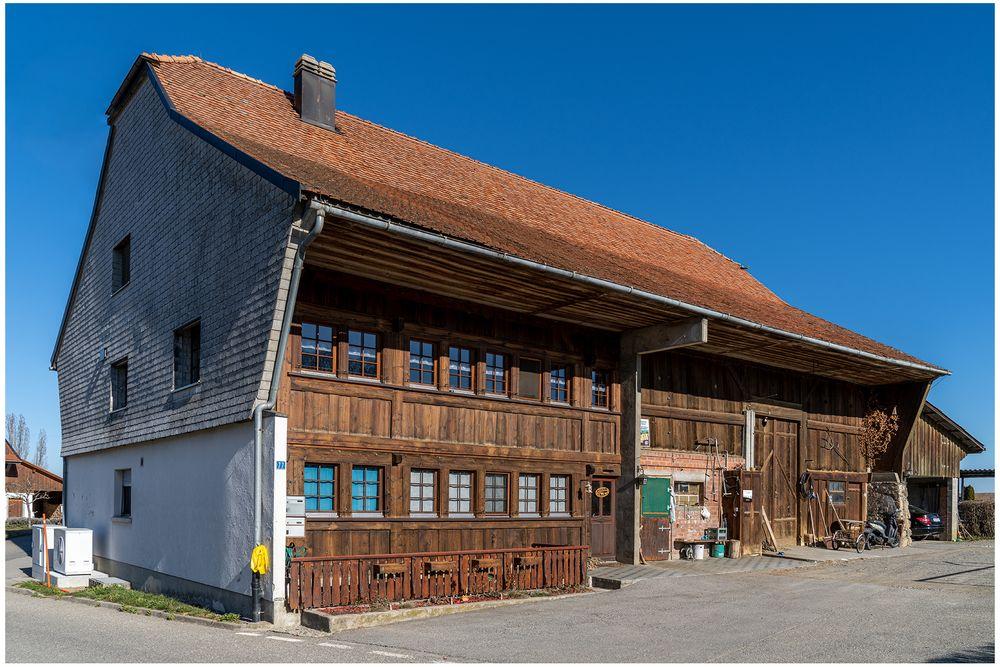 Bauernhaus in Oberried