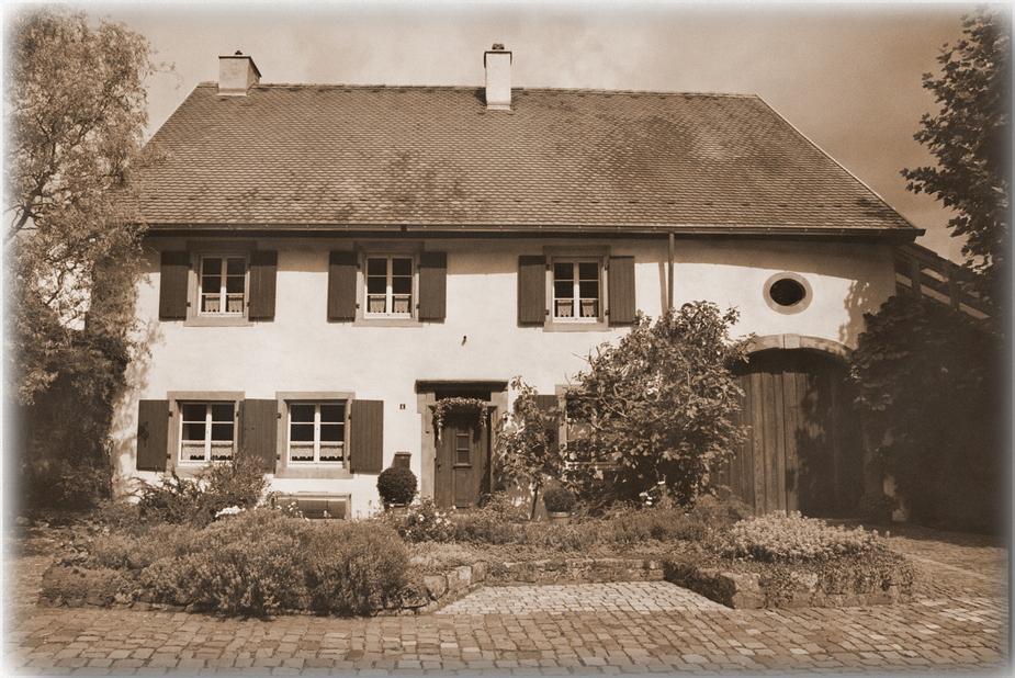 Bauernhaus in Saarbrücken St.Arnual