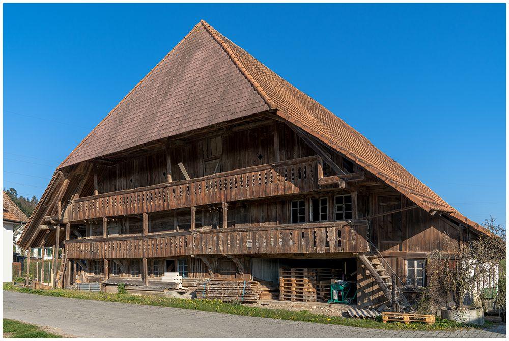 Bauernhaus in Staffels