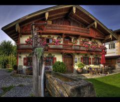 Bauernhaus in Törwang