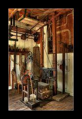 Bauernhausmuseum in Amerang / Seilmacherei