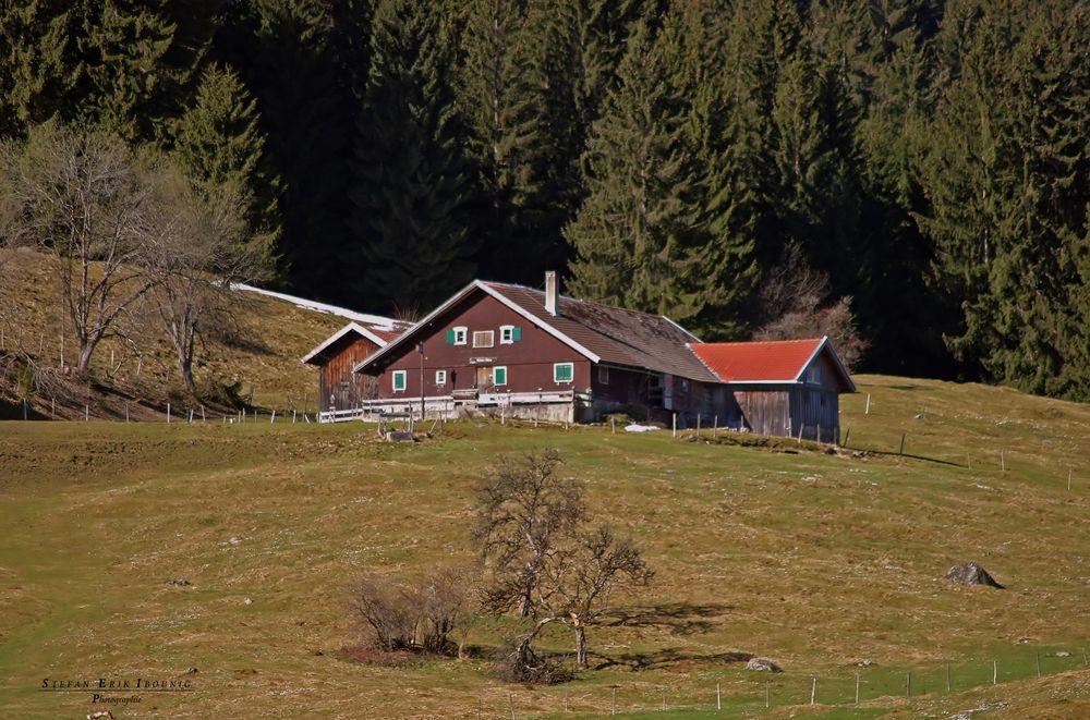 """""""Bauernhof* bei Wertach"""""""