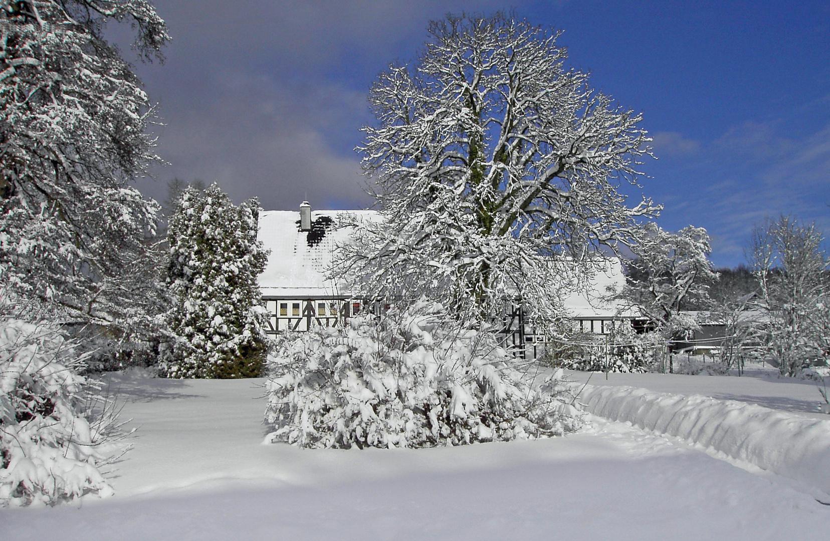 Bauernhof in Hilchenbach-Dahlbruch (Reload)