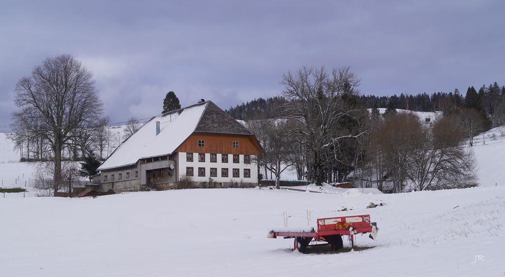 Bauernhof in Ibach