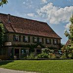 Bauernhof mit Kramerladen....
