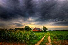 Bauernhof ohne Bauer