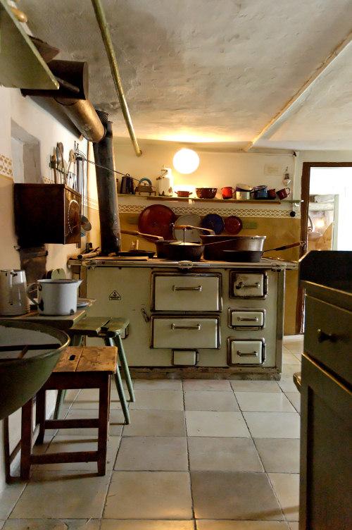 Nett Bauernküche Bilder Zeitgenössisch - Küchenschrank Ideen ...
