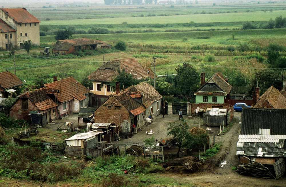 Bauernleben auf rumänisch