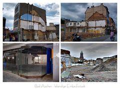 Baugelände Aquis Plaza Januar 2011