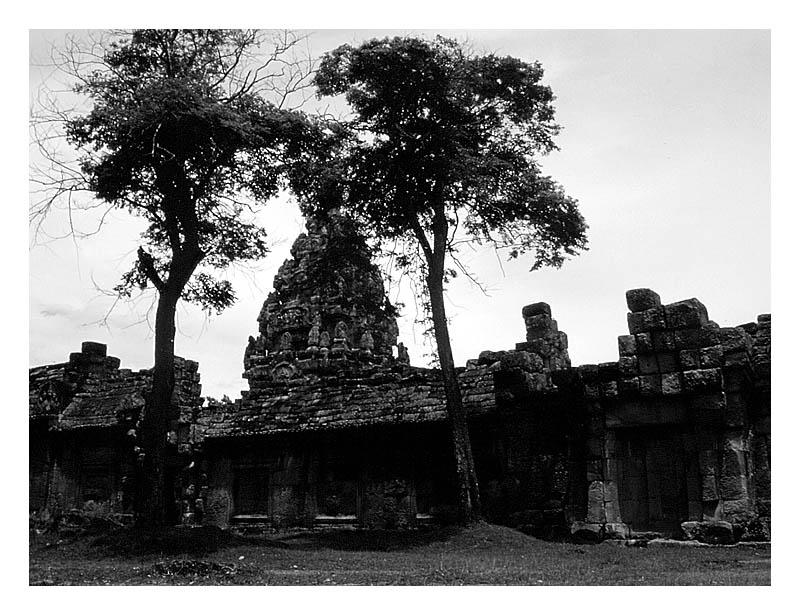 Baukunst der Khmer - Phanom Rung