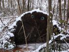 Baumwurzel am Heider Bergsee.........