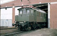 Baureihe 104 Bw Osnabrück  104 020-3
