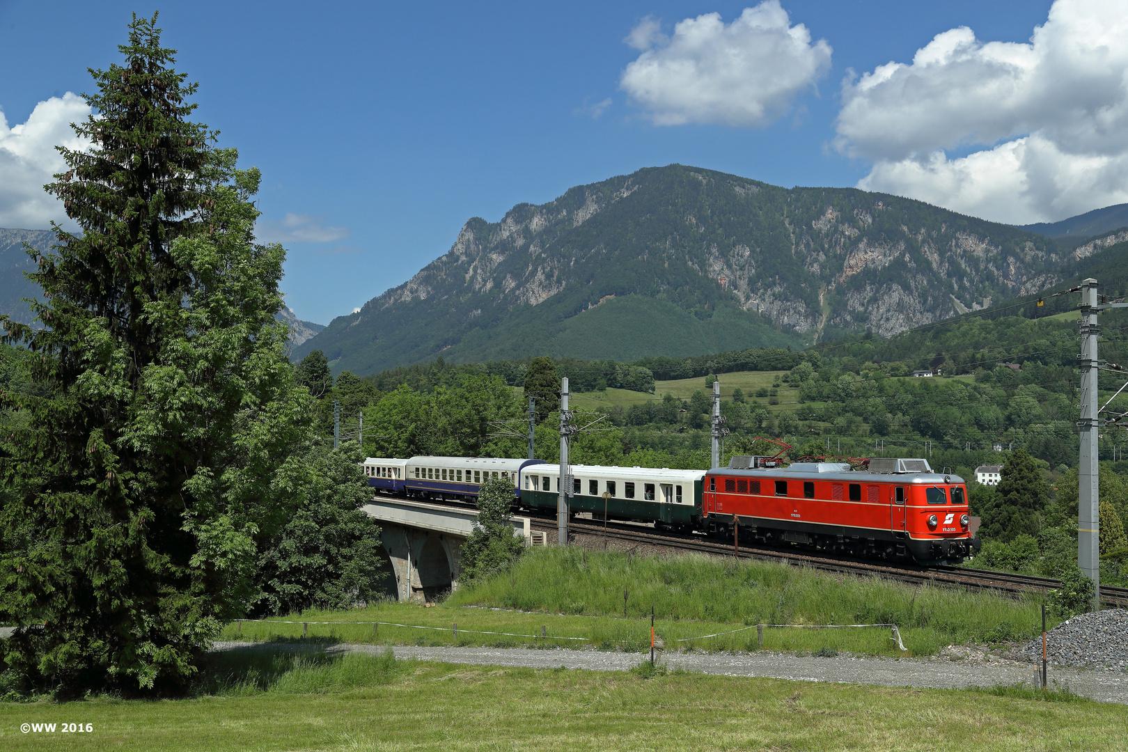 Baureihe 1110 der ÖBB