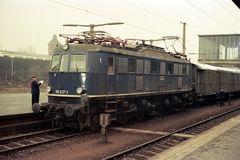 Baureihe 118 in Heidelberg
