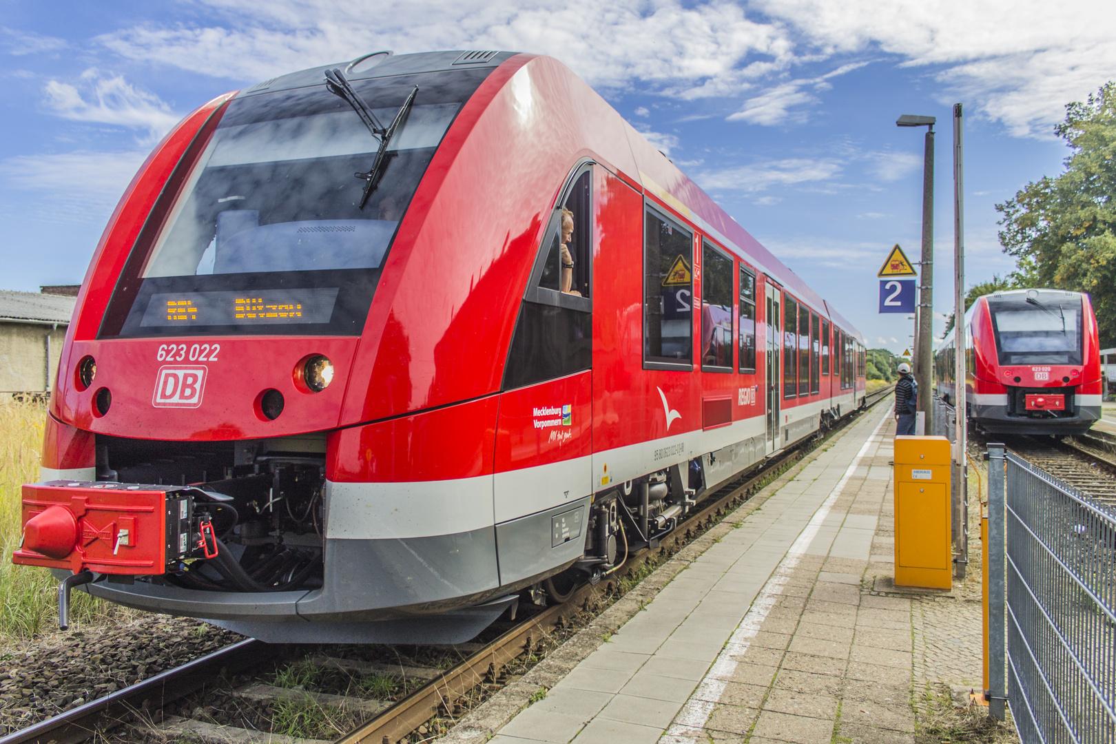 Baureihe 623 Foto & Bild | züge, personenzüge, eisenbahn Bilder ...