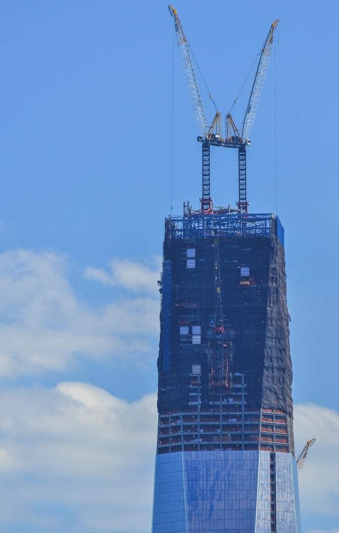 Baustelle 2012 August
