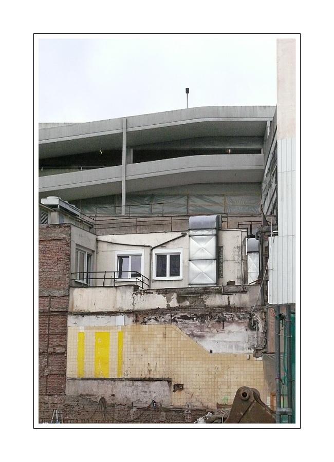Baustelle am Wall, Elberfeld-City (ist vergänglich)