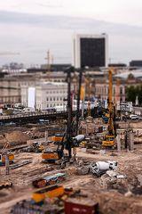 Baustelle des Berliner Stadtschloßes