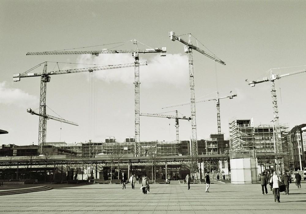 Baustelle für immer
