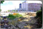 Baustelle Hauptbahnhof Cottbus