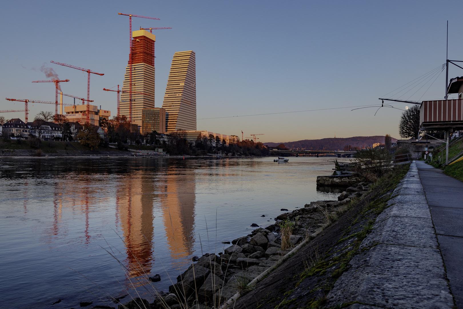 Baustelle Roche Basel (1)