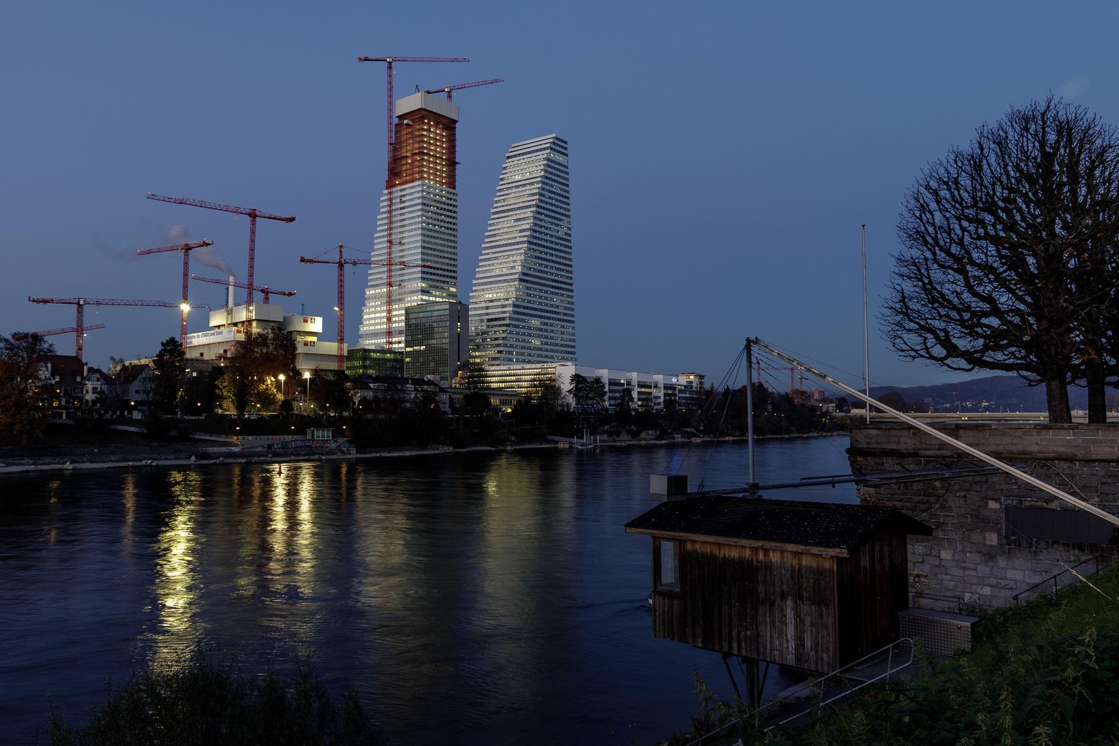 Baustelle Roche Basel (2)