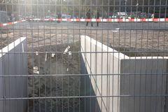 Baustelle Treppe S21 die Bauarbeiten gehen weiter ...13.11.10