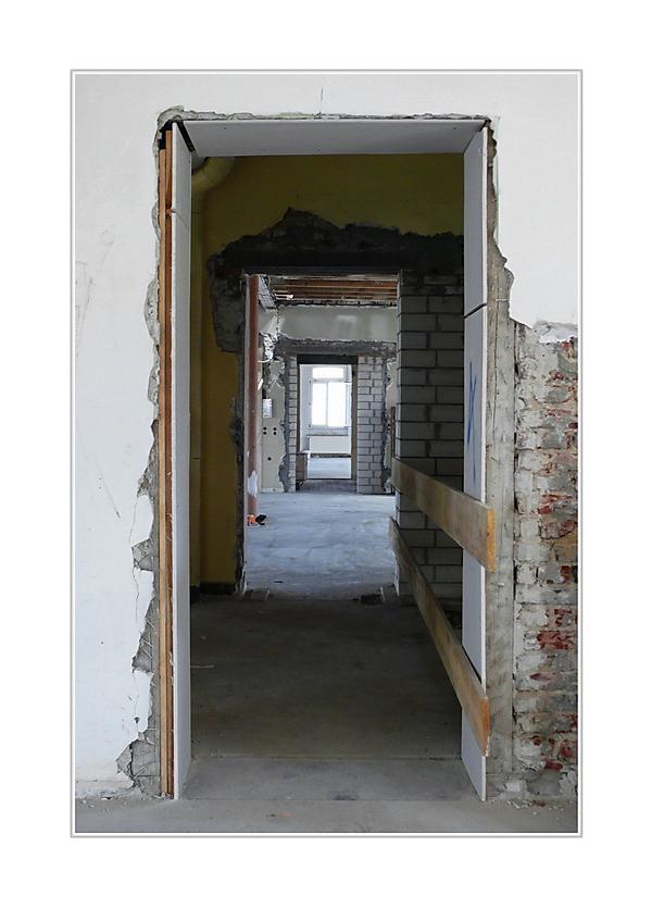 Baustellenromantik 12 ... durch und durch -->