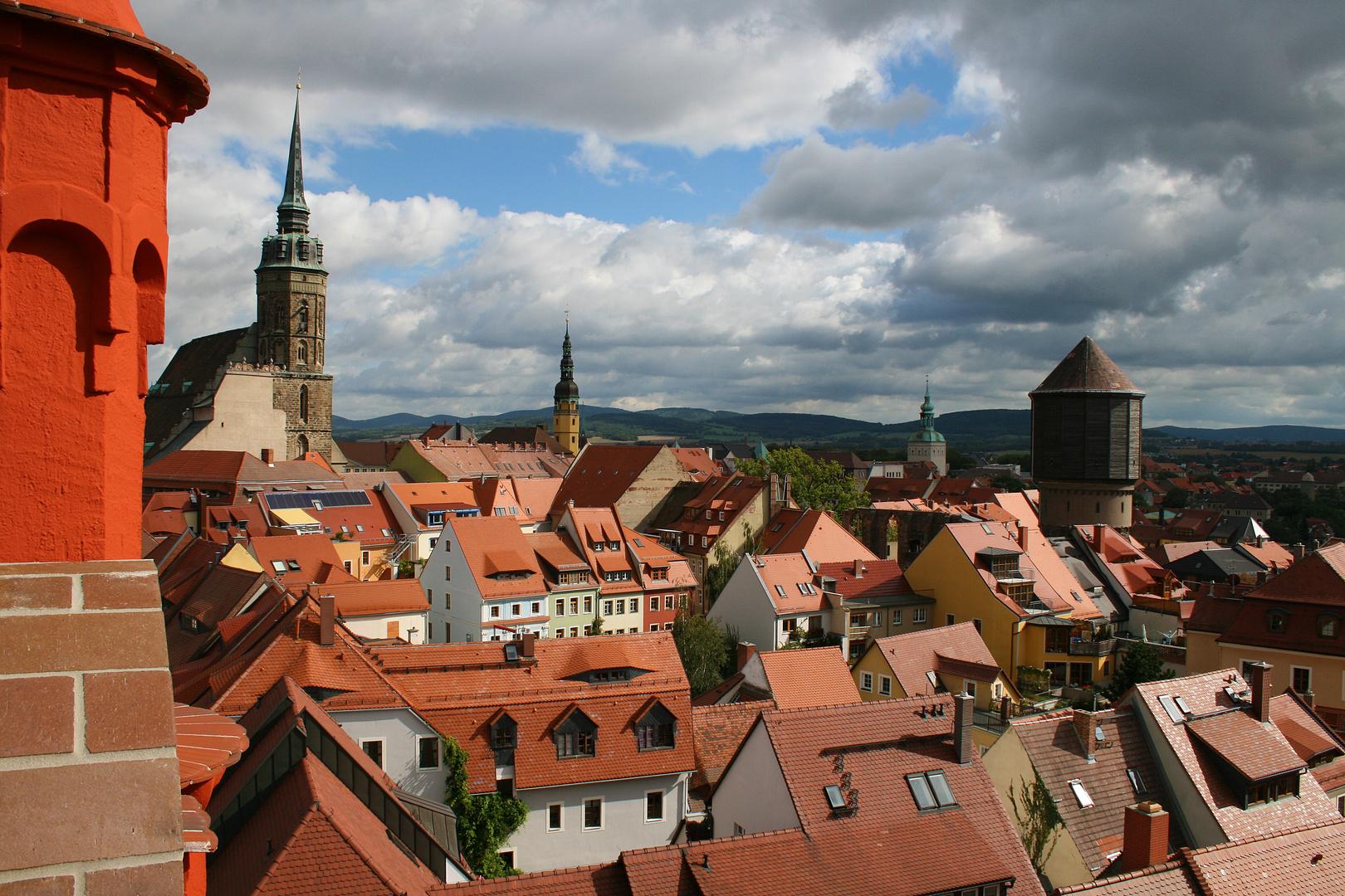 Bautzen, die 1000 järige Stadt der Türme