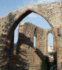 Bautzen, Ruine der Nicolaikirche (2)