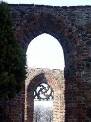 Bautzen, Ruine der Nicolaikirche