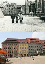 Bautzen um 1975 und heute