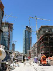 Bauwahnsinn in Vegas