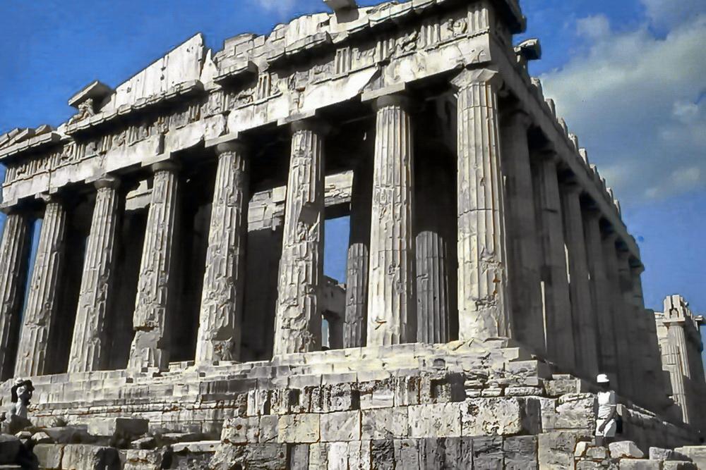 Bauwerke der Antike: Akropolis