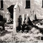 Bavarian Churchyard