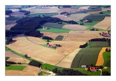Bavarian Summer Fields