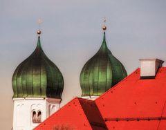 Bavarian Twintowers