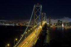 """Bay Bridge San Francisco"""