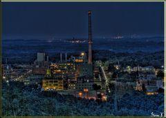 Bayer Schering Werke Bergkamen -HDR