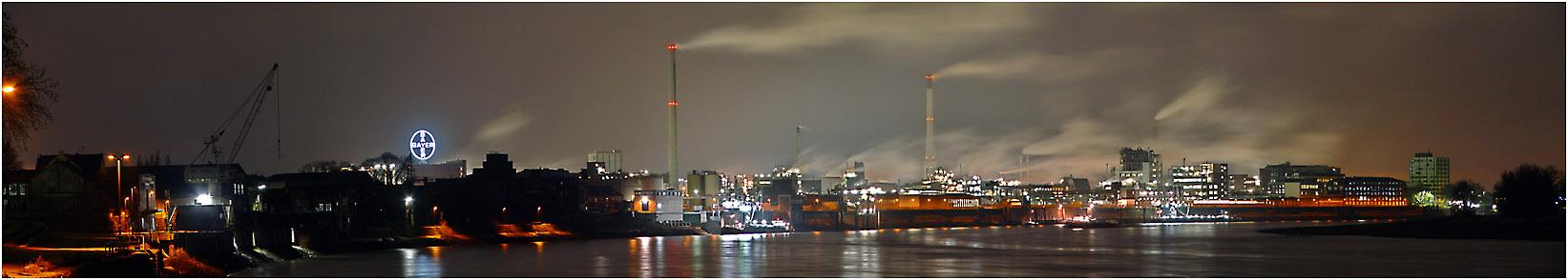Bayer Werk - Krefeld Uerdingen