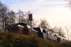 Bayerische Oberlandbahn mit PKP Damplok
