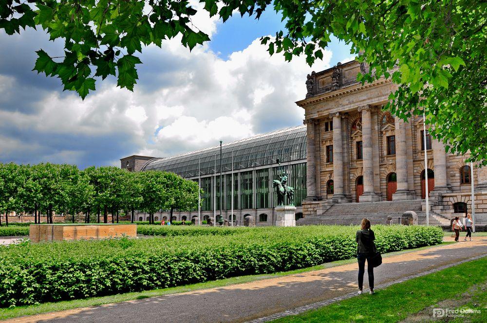 Bayerische Staatskanzlei, München II