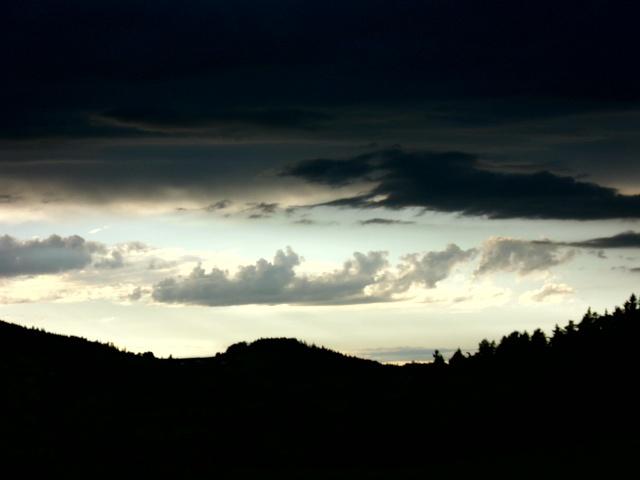 Bayerische Wald und seine Berge