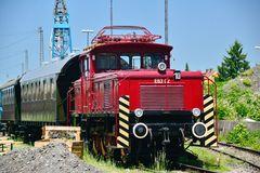 Bayerisches Eisenbahnmuseum E 63 02