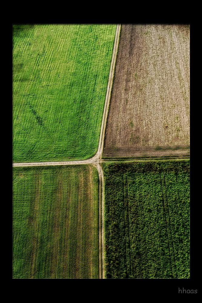Bayerisches Wege Kreuz